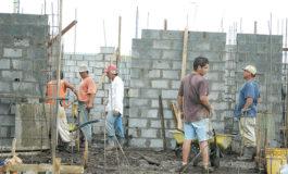 Rubro de la construcción termina 2018 con 200 mil empleos