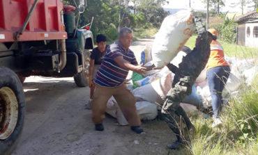 Tercera campaña de limpieza en Siguatepeque