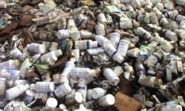 Encuentran un lote de medicamentos en crematorio de Olancho