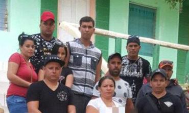 Detienen a 11 cubanos ilegales en Roatán