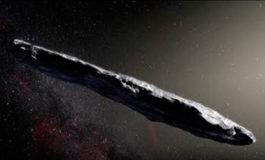 Un extraño objeto en el espacio despertó diferentes teorías alienígenas (Video)