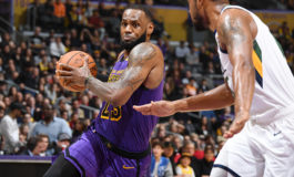 LeBron James se estrena esta temporada en el 'NBA Sundays'