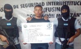 Recapturan a reo que se había fugado de centro penitenciario en Támara