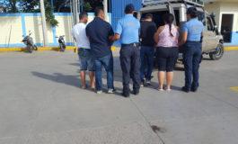 Desarticulan banda delictiva de tráfico de personas en Tegucigalpa