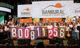Banrural destaca por tercer año como el mayor donante de la empresa privada a Teletón