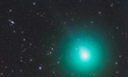 Científicos vigilan cometa que se acerca a la Tierra
