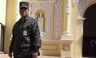 Comayagua está blindada en seguridad por la Policía Militar