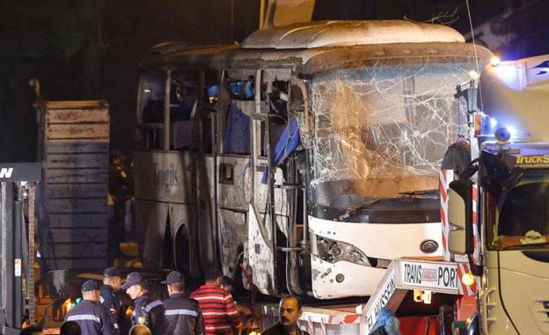 Fuerzas de seguridad de Egipto matan a 40 supuestos terroristas tras atentado