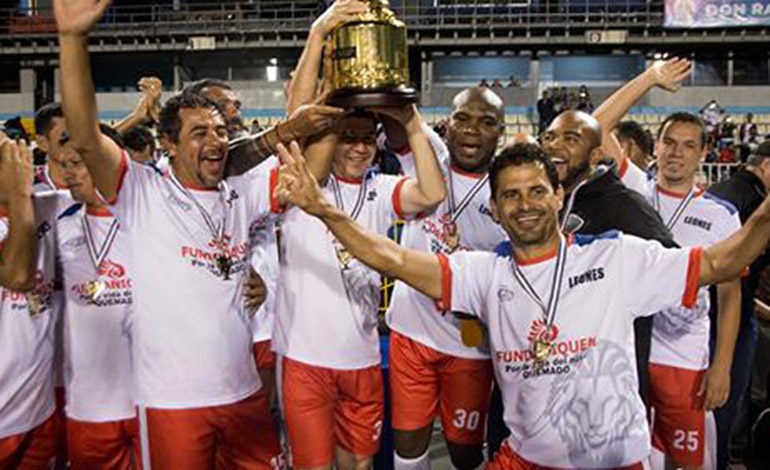 En veteranos Olimpia sí le gana a Motagua