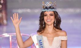 Modelo mexicana voluntaria de ONG para migrantes coronada Miss Mundo