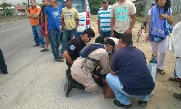 Muere conductor de mototaxi en accidente vial en Cortés