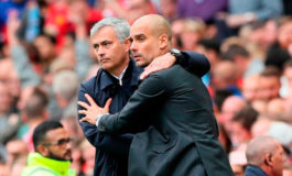 Mourinho cede ante Guardiola en el reino de Mánchester