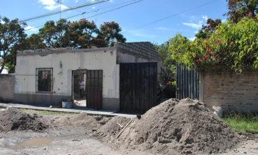 "En 20 días estará reconstruida casa de familia de ""Niño héroe"""