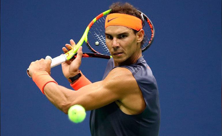 Rafael Nadal: Mi pretemporada es mejor que la del año pasado