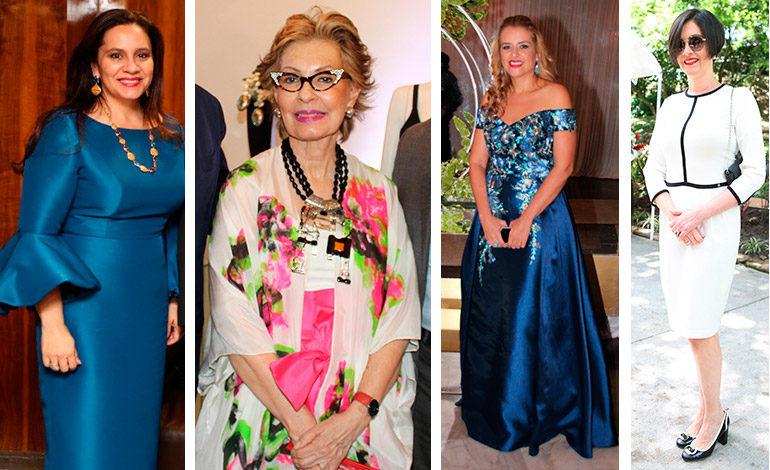 Las elegantes del 2018