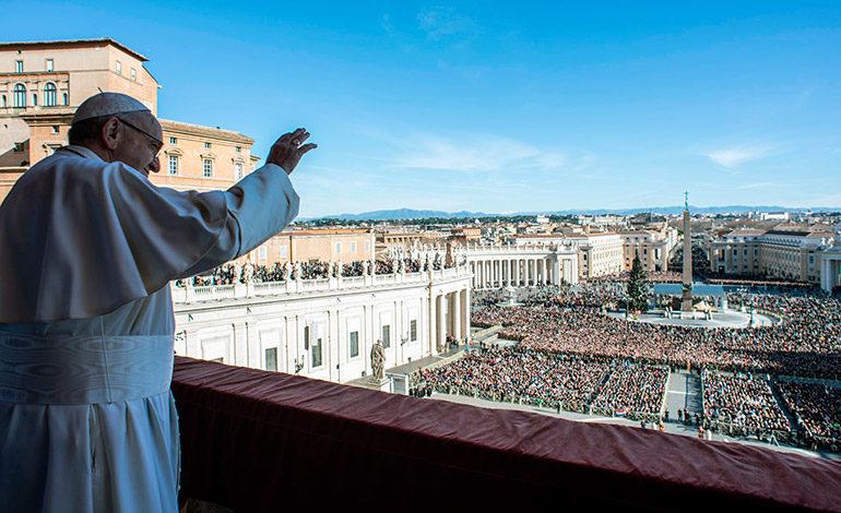 """El Papa destaca en mensaje que las diferencias """"no son un peligro"""""""