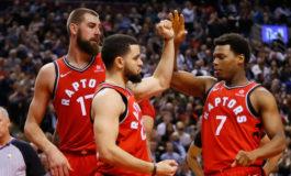 NBA: Raptors siguen firmes, Celtics volvieron a patinar