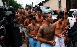 Miembros de maras y pandillas se reducen de 25,000 a 5,000
