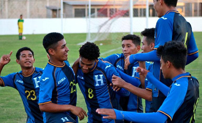 Sub-17: Honduras derrotó a Guatemala