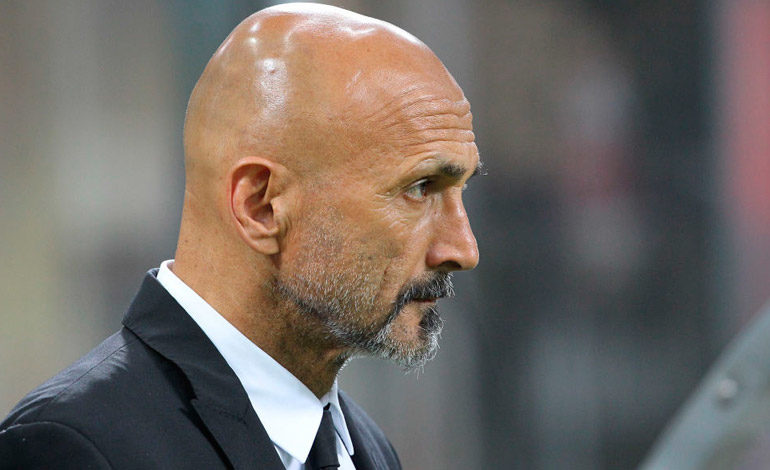 Spalletti condena los cánticos racistas: El Inter ama las diferencias