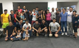 200 atletas pelearon en el Honduras TOP TEAM