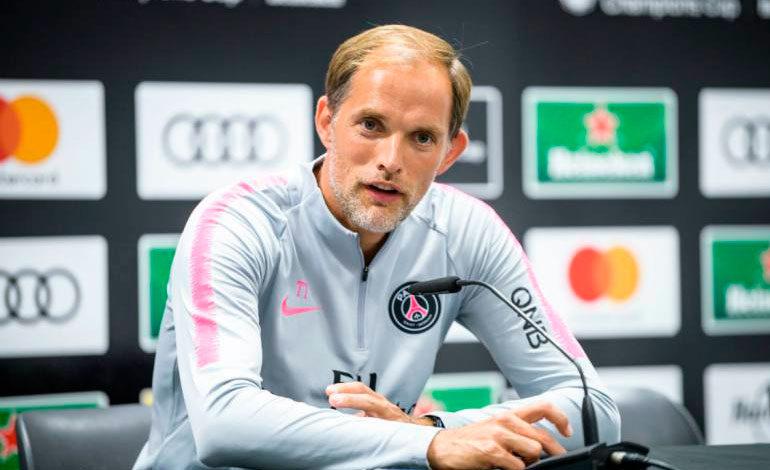 Entrenador del PSG destaca la experiencia del United