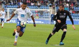 Acosta, titular en empate del Tenerife