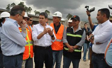 Avanzan obras de construcción en hospital policlínico de Siguatepeque