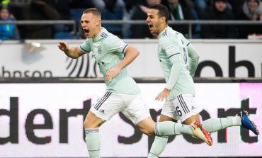 El Bayern golea y empata a puntos con el segundo