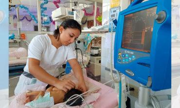 """Atienden peculiar caso de """"bebé parásito"""" en el Materno Infantil"""
