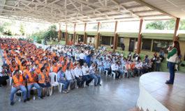 Gobierno habilita centenares de plazas laborales en Comayagua