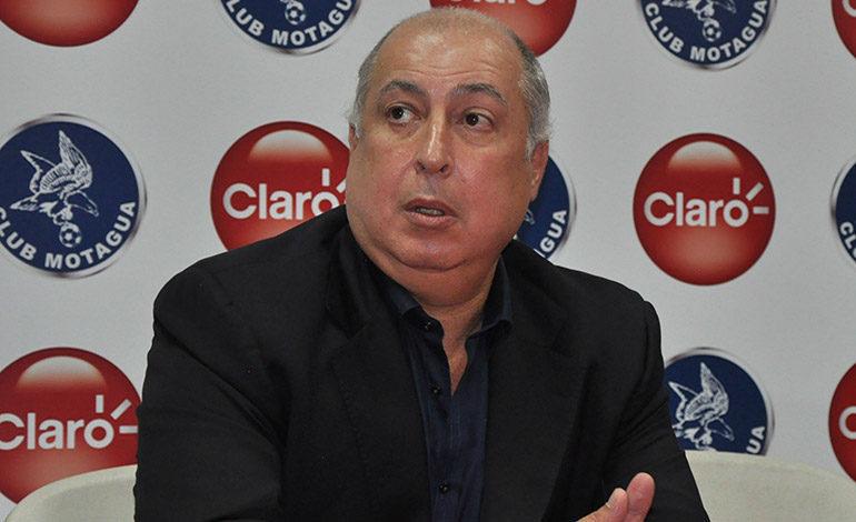 Atala sobre Keosseián: Lo que Olimpia obliga a decir a sus entrenadores