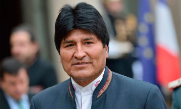 "Evo Morales califica de ""chantaje"" advertencias de Trump"