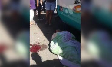 Matan a balazos a ayudante de bus en San Pedro Sula