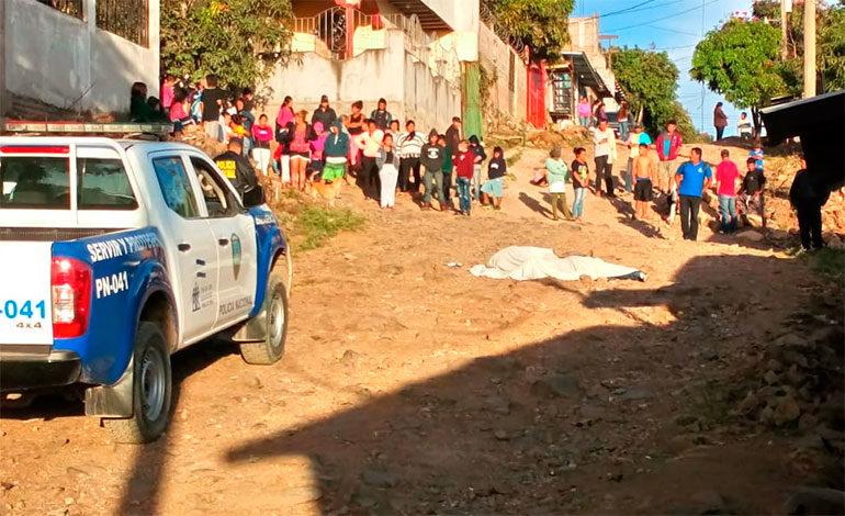 Encuentran a dos jóvenes ejecutados en Ciudad España