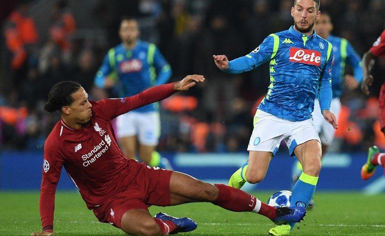 FINAL: Liverpool (1) – Nápoles (0)