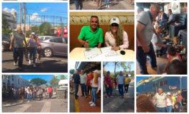 Nueva Ruta recibe respaldo en Cortés, Yoro y Atlántida