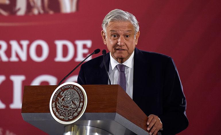 López Obrador afirma que protegerá DD.HH. de migrantes tras cambios en EE.UU.