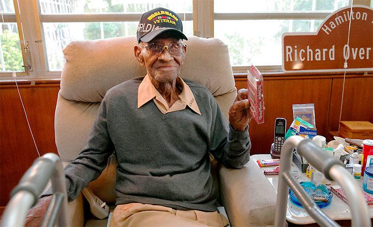 Muere a los 112 años el hombre más viejo de EE.UU