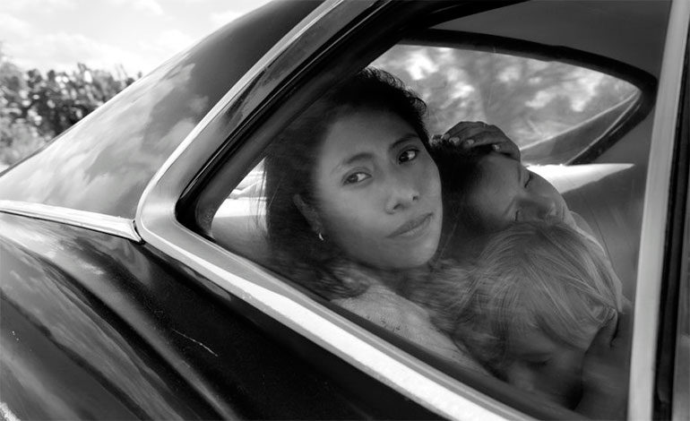 """Guionistas nominan """"Roma"""", """"Black Panther"""", """"A Star Is Born"""""""