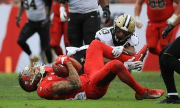Saints ganan título división; Chiefs un boleto; Texans rompen racha ganadora