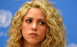 """Shakira cree que es un """"chivo expiatorio"""" para dar miedo a los contribuyentes"""