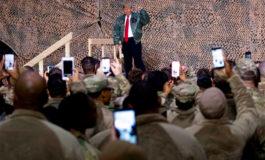 Trump tuitea video que muestra equipo secreto del ejército de EEUU en Irak