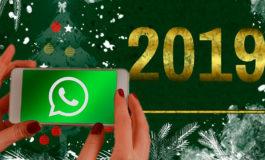 Cómo felicitar el año nuevo por Whatsapp a muchas personas a la vez