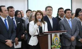 Salud presenta plan de transformación nacional