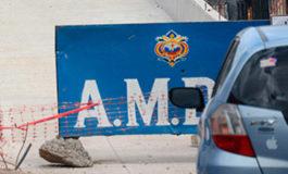 AMDC cierra temporalmente retorno del bulevar CEE en Comayagüela