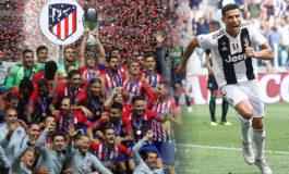 Cristiano y Atlético, los mejores del año