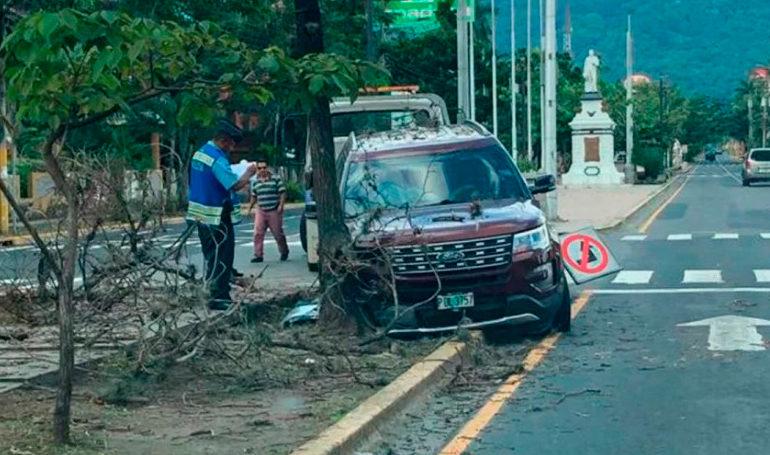 Muere una niña de dos meses en un accidente vial en Honduras