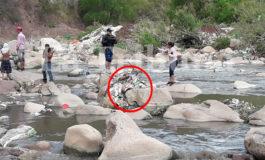 Hallan cadáver en el río Choluteca en Comayagüela (Video)