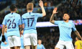 City logra un histórico 9-0 ante el Burton